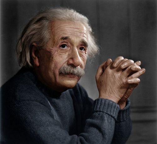 Albert-einstein-colored-photo