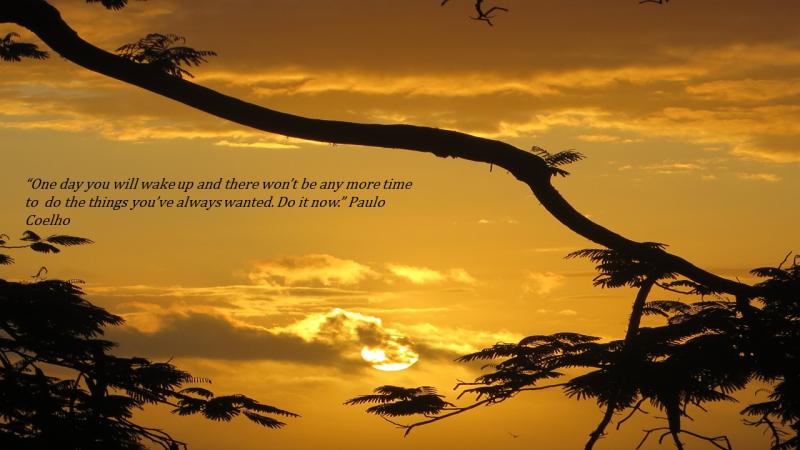 Sunset Fiji 2